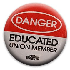 Educated Union Member
